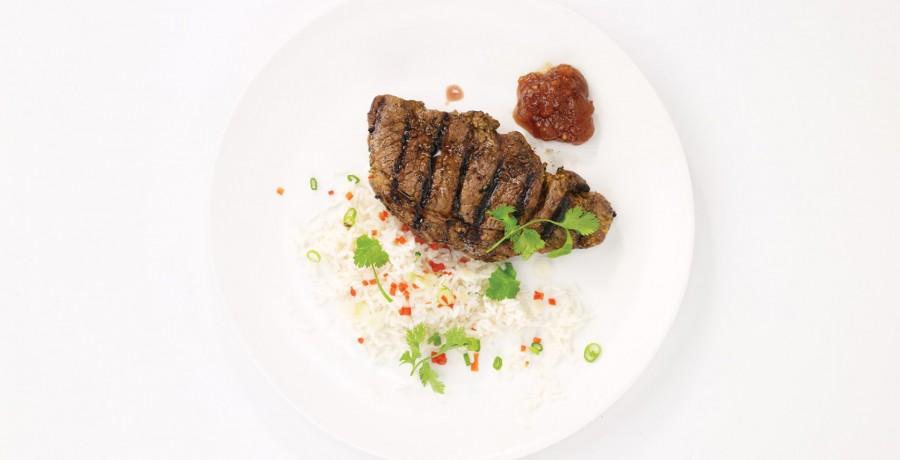 Tandoori Lamb Steaks